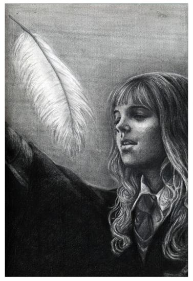 Emma Watson par leiaskywalker83